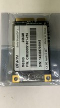 BIWIN M6309 SOLID STATE DRIVE 256GB P/N CMI59DS1801-256 S/N 143308701049 - $68.31