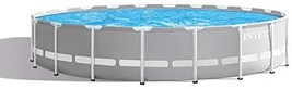 Intex Prism Frame 20ft x 52in Above Ground Pool, Lounger Float (2 Pack) & Cooler - $2,529.00