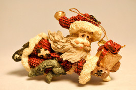 Boyds Bears: Nicholas The Giftgiver - #2551 - Holiday Ornament - $12.20