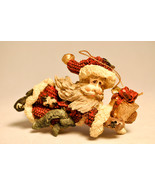 Boyds Bears: Nicholas The Giftgiver - #2551 - Holiday Ornament - $13.80