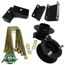 "For 94-01 Dodge Ram 1500 4"" Axle 1.5"" F + 2"" R Lift Kit 4wd + Sway Bar Drop - $189.95"