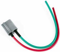 Cadillac HEI Distributor 368 425 472 500 V8 8.0mm Spark Plug Kit image 8