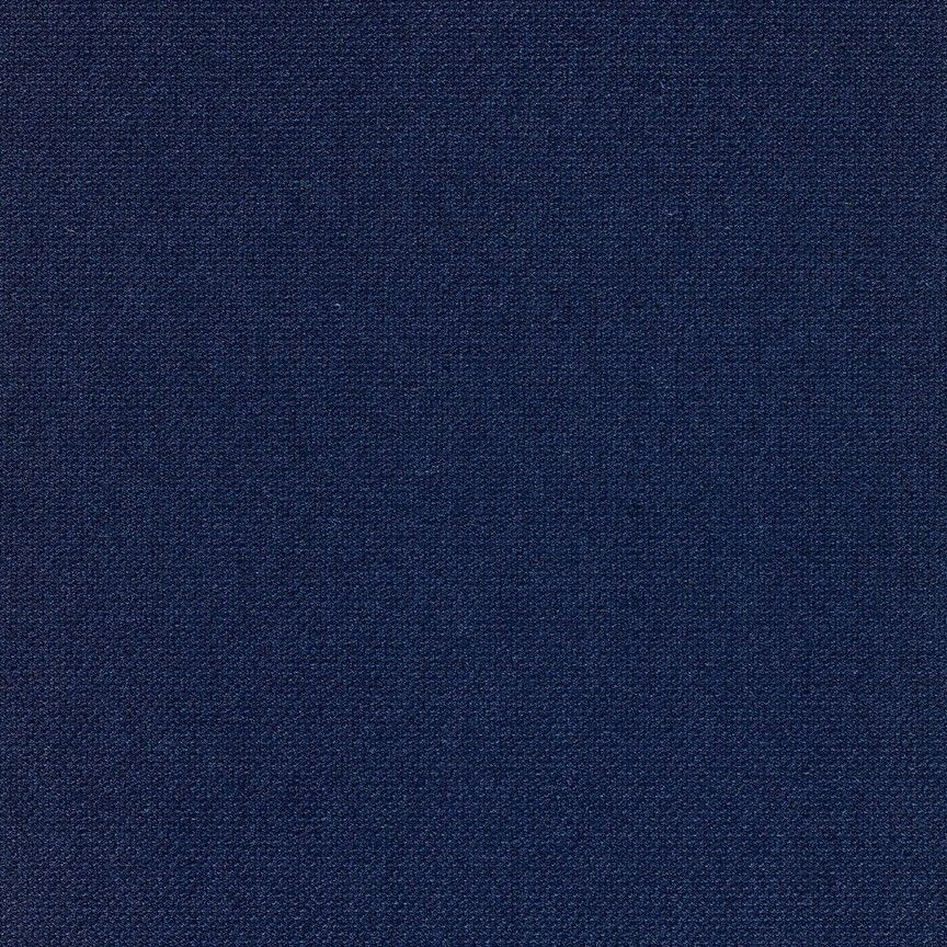 Maharam Upholstery Fabric Steelcut Navy Blue Wool 464470–760 1.625 yards GN