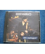 MTV Unplugged by 10,000 Maniacs (CD, Oct-1993, Elektra (Label)) - $2.99