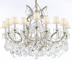 Maria Theresa Chandelier Crystal Lighting Chandeliers Lights Fixture Pendant Cei - $714.74