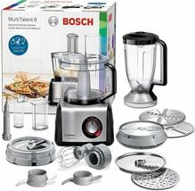 Bosch MC812M865 Multitalent - Robot Of Kitchen Compact (1250 W, Bowl XXL... - $661.52