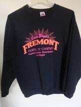 EUC True Vintage Sam Boyd's Fremont Hotel 80's Sweatshirt Men L 50/50 USA Made - $39.19