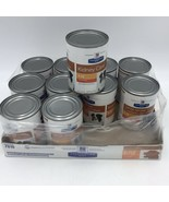 11 Cans Hills KD Kidney Can Dog Food Renal Diet 12.5 oz Cans Chicken Exp... - $36.99