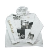 Nike Uncle Drew Kyrie Hoodie Mens Size XL White Graphic Long Sleeve BQ61... - $39.55