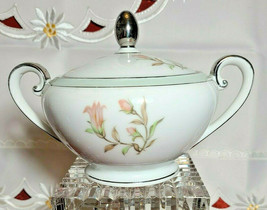 Sugar Bowl & Lid Roberta by Jyoto Crafted in Japan image 1