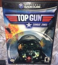 Top Gun: Combat Zones (Nintendo GameCube, 2002) Complete - $7.91