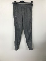 Starter Youth Boys Fleece Sweatpants Large Heather Grey - $6.89