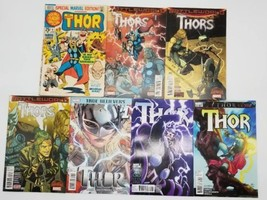 Thor Special Eiditon True Beilvers Thors 7 Marvel Comic Book Lot - $24.18