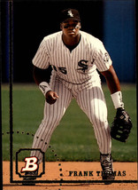 1994 Bowman #15 Frank Thomas NM Near Mint White Sox - $0.99