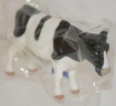 Tomy LP65089 Four Inch Black White Holstein Dairy Cow Big Farm image 4