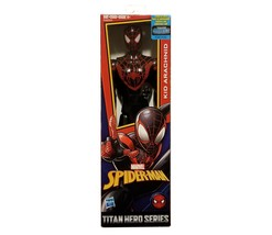 Marvel Spider-Man Titan Hero Series 12-inch Kid Arachnid Miles Morales