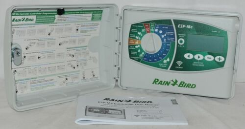Rain Bird ESP Me Controller LNK Ready Outdoor Model F55110