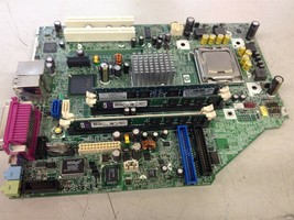 HP AS#374818-004 W/RAM REV 04 Intel Pentium SL7Z9 CPU Motherboard Mainboard - $45.00