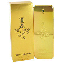 Paco Rabanne 1 million 6.7 Oz Eau De Toilette Cologne Spray for men image 2