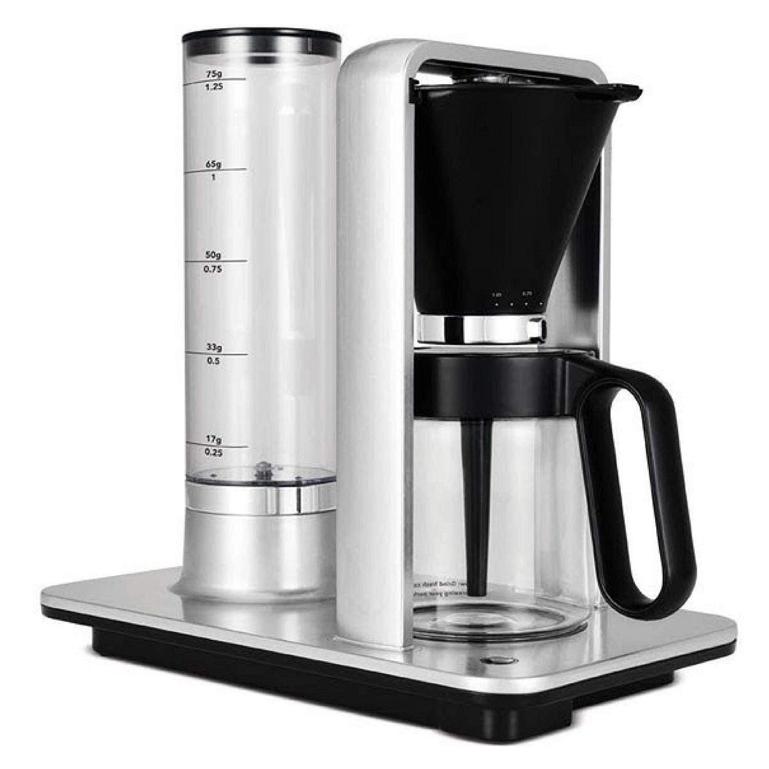 Wilfa Precision Automatic Coffee Brewer (WSP-1A), LED Display,  Aluminum