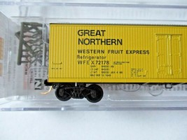 Micro-Trains #04700420 Great Northern 40' Double-Sheathed Wood Reefer N-Scale image 2