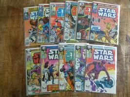 Star Wars #14 16 17 18 22 25 36 43 56 57 58 (1978, Marvel) NM Near Mint - $72.38