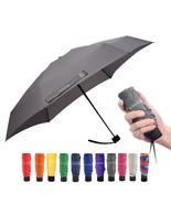 Ke.movan Travel Compact Umbrella Small Mini Umbrella for Backpack, Purse... - $24.54