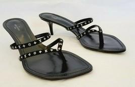 Louis Vuitton Black Citizen Monogram Thong Sandals - Size 41 Nib - Sold Out!! - $915.75