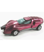Topper Johnny Lightning SCREAMER Light Purple Redline Very Good c7+ Vintage - $21.68