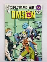 Comics Greatest World Division 13 September 1993 Dark Horse Comics - $5.89