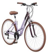 "Schwinn Capitol Women's Hybrid Bicycle Lavender 700c Wheel, 16""/Small Frame Size - $324.51"