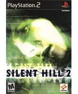Silent Hill 2 PS2 Great Condition Fast Shipping - $99.93