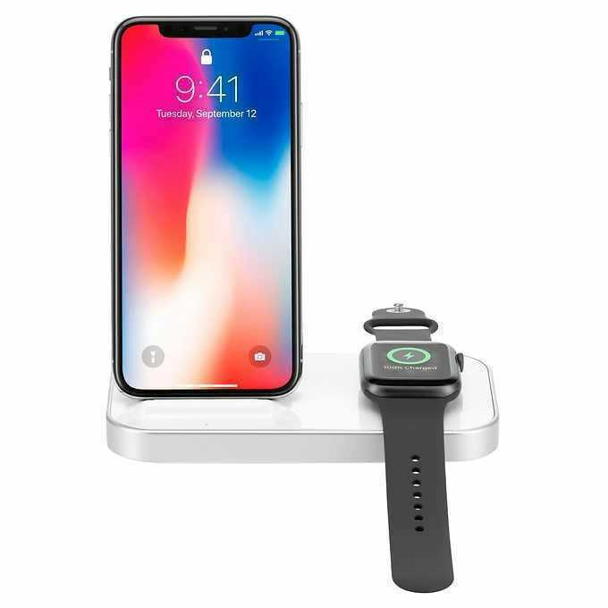 Primary image for NEW Ubio Labs Wireless Charging Stand for iPhone and Apple Watch FREE SHIPPING