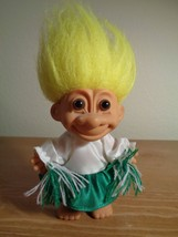 "Russ troll St. Patrick's day dressed, 5"" tall - $11.88"