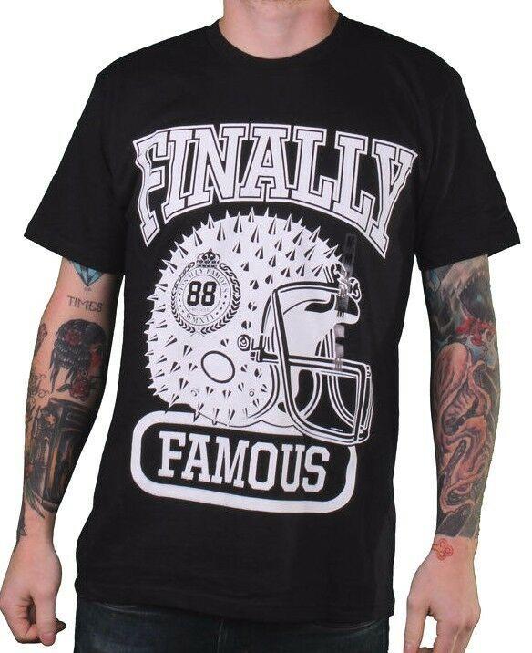 Finally Famous Men's Black I Do It Detroit Rapper Big Sean Hip Hop T-Shirt NWT