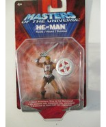 2002 Masters of the Universe He-Man Action Figure Mattel 56525 - $9.89