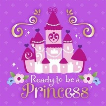 Sofia The First Princess Birthday 16 Ct Purple Luncheon Napkins - £2.96 GBP