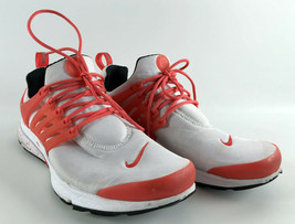 Nike Women's Air Presto ID White Orange - 846440-996 - Size 12 - $59.39