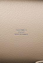 Hermes Jypsiere 28 Clemence Shoulder Bag image 6