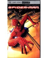 Spiderman - UMD VIDEO for PSP PlayStation Portable - $9.95