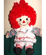"""Raggedy Ann 12"""" 85th Birthday Doll---applause - $17.99"""