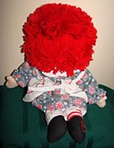 "Raggedy Ann 12"" 85th Birthday Doll---applause image 2"