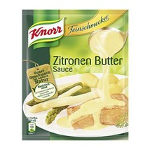 Knorr Lemon Butter Sauce -Made in Germany-  Pack of 2 - - $6.92