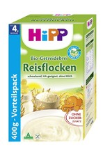 HiPP Reisflocken ORGANIC baby food rice meal for babies -1 BOX -Ships from US - $13.85