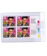 Elvis stamp block - $5.95