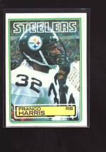 1983 TOPPS FOOTBALL CARD#362 FRANCO HARRIS NM-/NM STEELERS STAR - $3.00