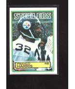 1983 TOPPS FOOTBALL CARD#362 FRANCO HARRIS NM-/NM STEELERS STAR - $3.00
