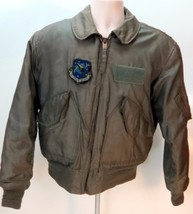 Vintage USAF Air Force Vietnam Flyer's Jacket C... - $127.71
