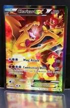 Hot!! Charizard Ex Xy121 Xy Generations Ultra Rare Holo Pokemon Card Shiny/New! - $16.64