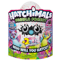 *NEW* Hatchimals Fabula Forest Hatching Egg + 2 Bonus Colleggtibles - $37.61
